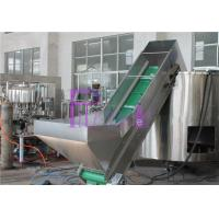 Quality SUS304 PET Bottle Sorting Machine Automatic Bottle Feeder Machine for sale