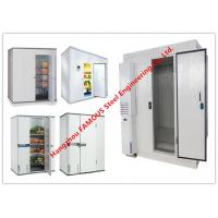 Kitchen Small Cold Room Panel With Refrigeration Unit Food Storage Cold Chamber For Restuarant Use Manufactures