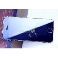 China Skeleton Pattern 3D Premium Tempered Glass Screen Protector For iPHONE 4 4s 5 5s 5c on sale