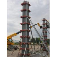China Waterproof steel formwork , formwork for concrete columns with Easy to installation on sale