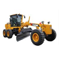 100HP Small Motor Graders With Articulated Frame High Travelling Speed Manufactures