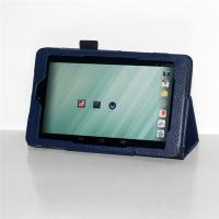 Mens Flip Leather Tablet Cover Case for Dell Venue 8 Foldable With Stand Manufactures