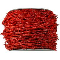 Powder Coating Metal Mesh Steel Security Barbed Wire For Government Buildings Manufactures