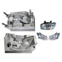 China High Precision Injection Car Parts Automotive Plastic Injection Molding on sale