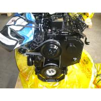 115HP B5.9 Series Turbocharged Diesel Engine Motor , Cummins Crate Engine Manufactures