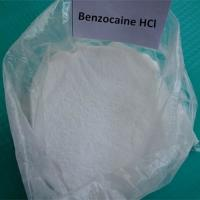 Steroid Powder Source Anesthetic Anodye Benzocaine HCL 23239-88-5 Benzocaine Hydrochloride Manufactures