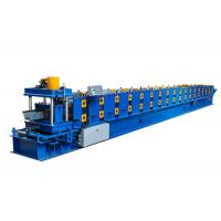 Power 5.5 KW Seamless Aluminium Gutter Machines Dimension 7500*1700*1600 MM Manufactures
