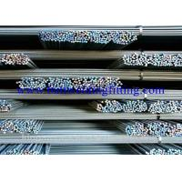 China MS Equal / Unequal Black & Galvanized Steel Angle Bar  Incoloy Alloy 25-6MO on sale