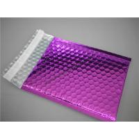 Multi Colored Purple Metallic Bubble Mailers 220x275 #B5-3 For Transport Manufactures
