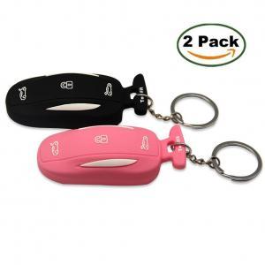 Topfit Silicone Car KeyFob for Tesla Model X-Pink Manufactures