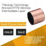 Bronze Intermediate Layer Sleeve Bushes Guide Bearings Long Life Manufactures
