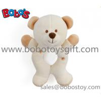 7 Plush Light Brown Bear Animal Style Baby Holder Toy Manufactures