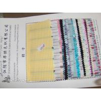 China Cotton Yarn Dyed Stretch Poplin Fabric on sale