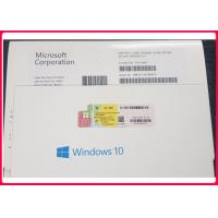 Spanish Versionwindows 10 Pro Retail Product Key 64Bit For PC FQC - 08981 Manufactures
