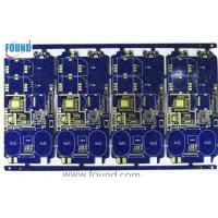 Blue 94vo HDI Circuit Boards Assembly Services Flat Plate Solar Collector Manufactures