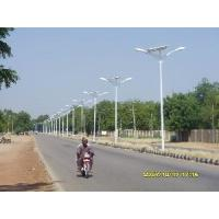 Soncap Approved LED Solar Powered Street Light Manufactures