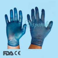 China Synthetic Vinyl Powder Free Glove on sale