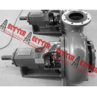 Mud Tank Pump BETTER Mission Magnum 8x6x14 Centrifugal Pump Complete w/Mechanical Seal Carbon Tungar Manufactures