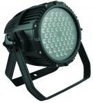 Christmas light show equipment par light led 90pcs 3watt rgb waterproof par lights for dj Manufactures