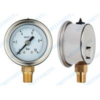 Reliable Hydraulic Pressure Gauge an instruments pressure gauge Manufactures