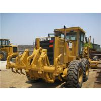 Used CAT Motor Grader 140H /Used Caterpillar 140G 140H Motor Grader With Ripper Manufactures