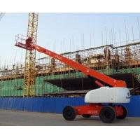 Secondhand Boom Lift Construction Equipment with working height 24.2m Manufactures