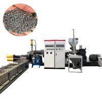 Pe Ps Waste Plastic Making Pe Pelletizing Machine Granulation Production Line