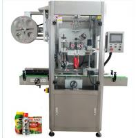 China High-precision water bottle labeling machines on sale