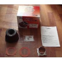 Red Universal Racing Air Filter Necessary Kits / High Performance Car Air Filters Manufactures