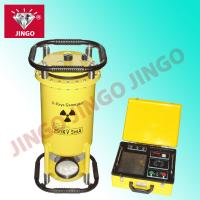 NDT protable X ray flaw detector,frequency conversion gas-insulated X-ray 2505 Manufactures