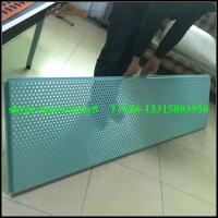 Decorative perforated metal for sun screen Manufactures