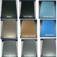 Colored Mirror Glass Manufactures