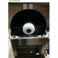 China Portable Digital Ultrasonic Cleaner Lp Vinyl Record Stainless Steel 304 Material on sale