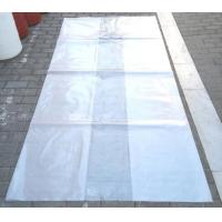 China Customized Square Bottom or Side Guesst Plastic Protective Pallet Covers, 4 Mil Dust proof Clear Pallet Covers, BAGPLAST on sale