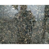 Green Granite Stone Slabs Customized Dimension CE Certification Manufactures