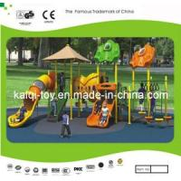 Chileren Train Rhyme of Sea Sailing Series Outdoor Playground Equipment (KQ10072A) Manufactures