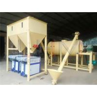 Dry Mortar Production Line for mixing many kinds of dry powder & fine granular materials made by Henan Ling Hengn Manufactures