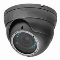 2-megapixel IR Dome Camera with 2.8 to 12mm Lens 30m IR Distance  Manufactures