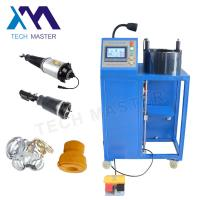 Hydraulic Hose Air Shock Absorber Crimping Machine With Screen Fitting Repair Air Suspension Manufactures