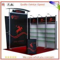 Conference Reusble Modular Exhibition Booth For Convention Manufactures
