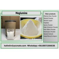 China Pharmaceutical Powder Meglumine Manufacturer USP Standard CAS: 6284-40-8 on sale