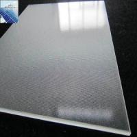 3.2mm Clear Tempered Coated Glass for Photovoltaic Module Manufactures