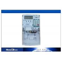 Buy cheap Prepaid Electronic Watt Hour Meter Single Phase 50Hz / 60Hz Frequency from wholesalers