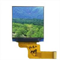China 1.22 inch tft panel 240x240 BOE glass lcd screen with IC ST7789 on sale