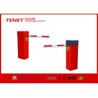 China Parking system car park security barriers / magnetic parking lot barriers auto control on sale