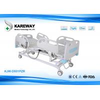 Five Functions Electric Care Hospital Bed With Backup Battery CPR Function Manufactures