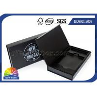 Magnetic Paper Gift Box Plastic Blister Packaging Hot Stamping Manufactures