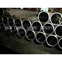 3mm - 50mm Hydraulic Cylinder Pipe , EN10305-4 E215 E235 Thick Wall Steel Tube Manufactures