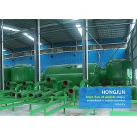 500-100000 L/H Industrial Sand Filter , Pressure Sand Filters For Water Treatment Manufactures