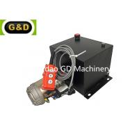 2.2KW Hydraulic Power Pack Suit for Car Hoists with 10L Oil Tank Manufactures